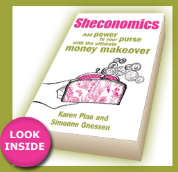 Sheconomics by Karen Pine and Simonne Gnessen: Download a sample chapter